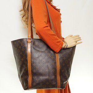 Auth Louis Vuitton Sac Shopping Shoulder #3385L25
